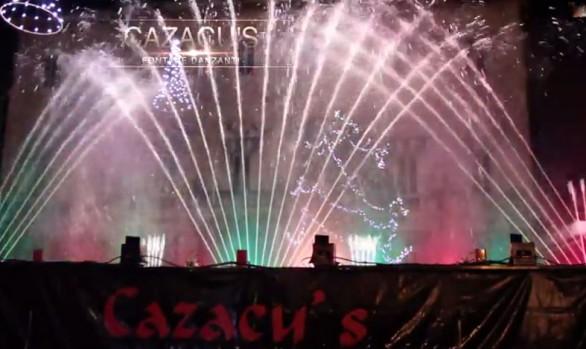 Cazacu's Fontane Danzanti - Giochi d'Acqua