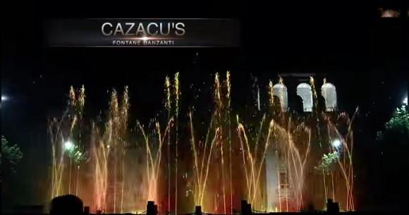 Cazacu's Fontane Danzanti - Larmes De Pluie
