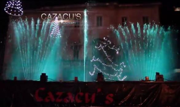 Cazacu's Fontane Danzanti - Mozart Disco Classic