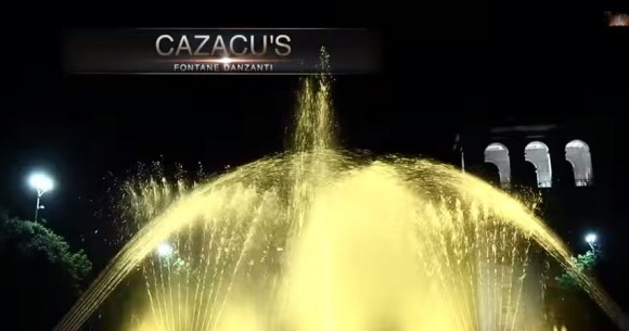 Cazacu's Fontane Danzanti - Radetzsky March