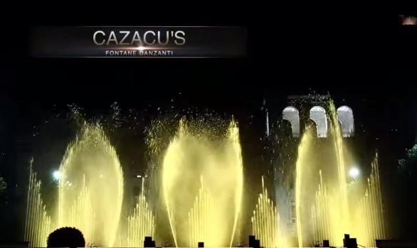 Cazacu's Fontane Danzanti - Shostakovich - Waltz No. 2