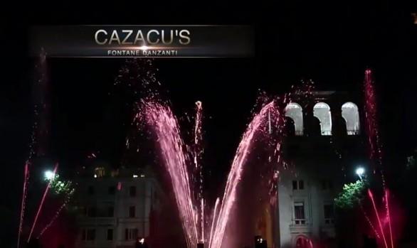 Cazacu's Fontane Danzanti - Unstoppable